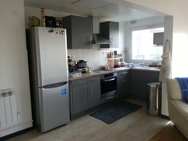 Appartement F3 63m2 - Cachan - Daire
