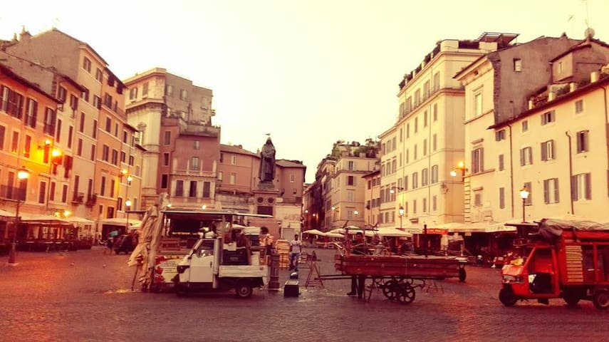 Your sweet  hideaway by Campo dei fiori