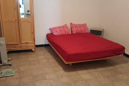 Studio near downtown with free airport pick up - Tunis - Casa