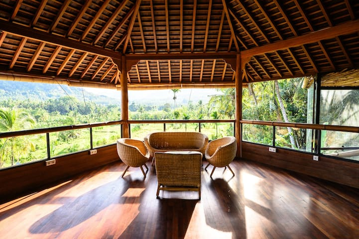 Luxury Eco Wellness Resort Villa 2