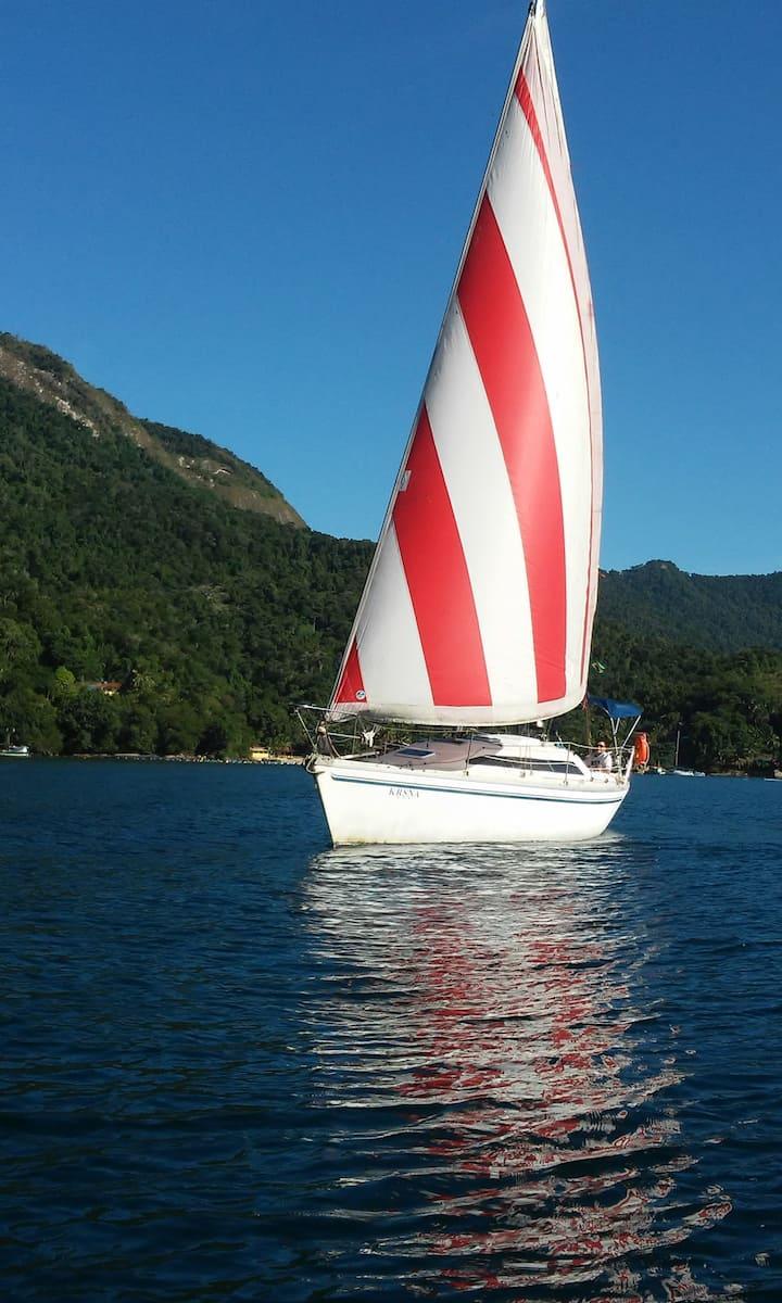 Passeio de barco inesquecível