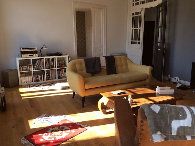 Lovely flat, 120m sq, downtown. - Narbonne - 公寓