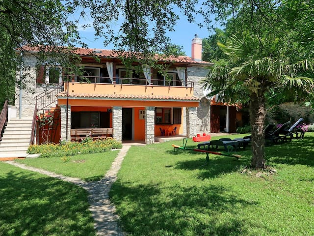 Holiday House Adriana for 11 persons in Labin