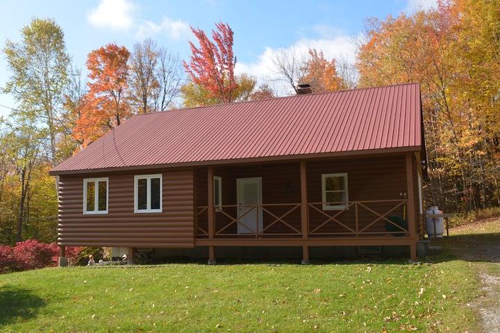 Cozy Cabin Close to Mt Snow & Stratton Mtn