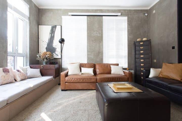 Design Boutique hotel Suite 设计感别墅套房 - Xangai - Casa