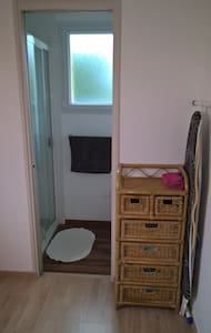 Chambre particulière avec SDB privée - Bourg-Blanc