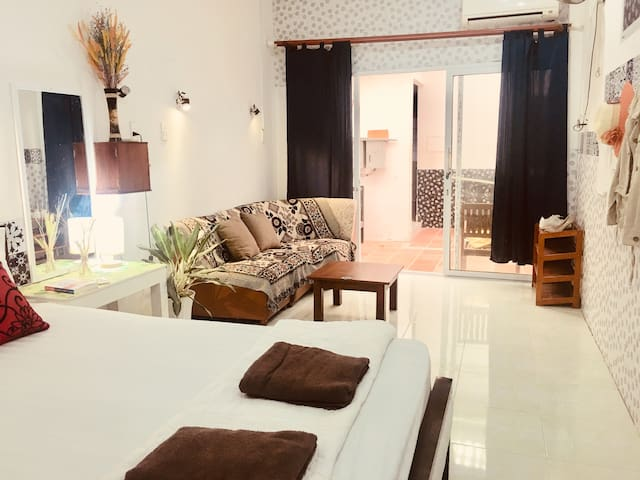Mia Homestay-Room for 3pp near Ong Lang Beach