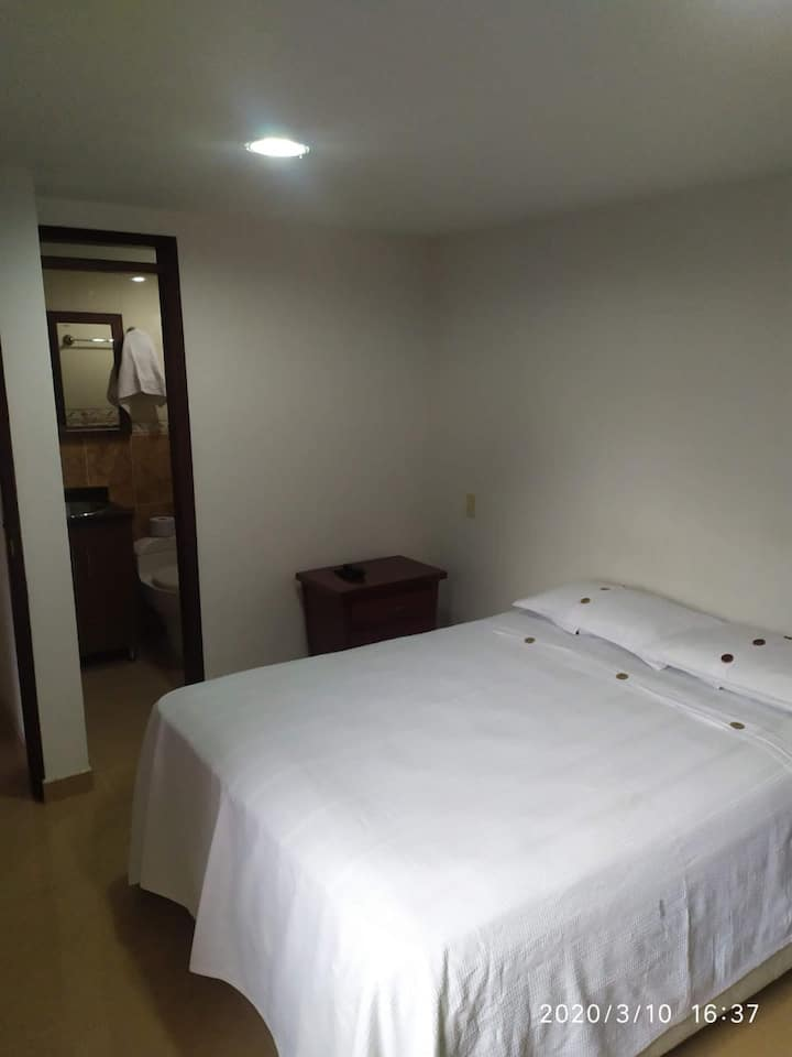 Amazing, cozy, and welcoming Condo in Medellin