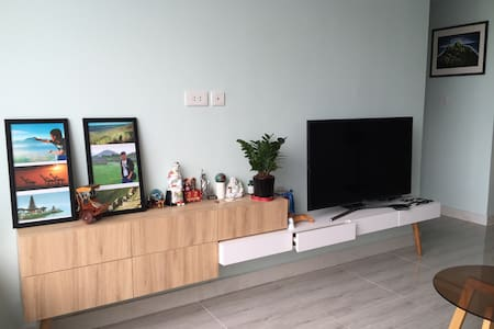 Lacasa Apartment- District 7 - Hcm - Huoneisto