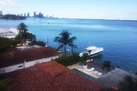 Dream Apartment with beautiful Ocenview - Miami Beach