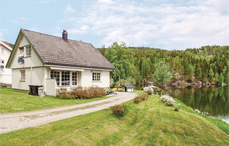 Holiday cottage with 3 bedrooms on 110m² in Ulefoss