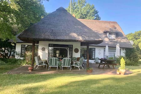 Vaal river getaway on Millionaires Bend