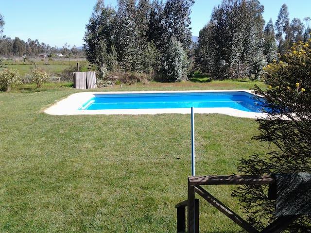 Casa de campo - La Ligua