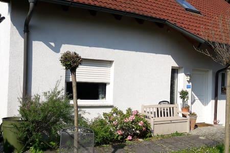 Geräumige Wohnung , ruhig, naturnah in Eislingen