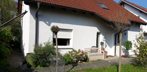 Schöne geräumige Wohnung, naturnah, in Eislingen