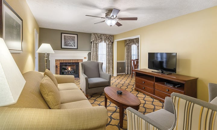 2 Bedroom Condo @ Club Wyndham Patriot's Place