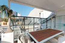 Designer House with Amazing Rooftop by HolyGuest