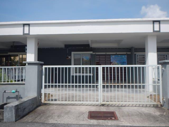 Comfy&Minimalist Hanaa's Homestay - Ipoh - House