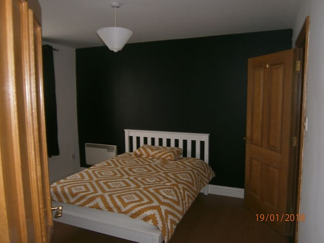 A cosy apartment in centre of Slane village.