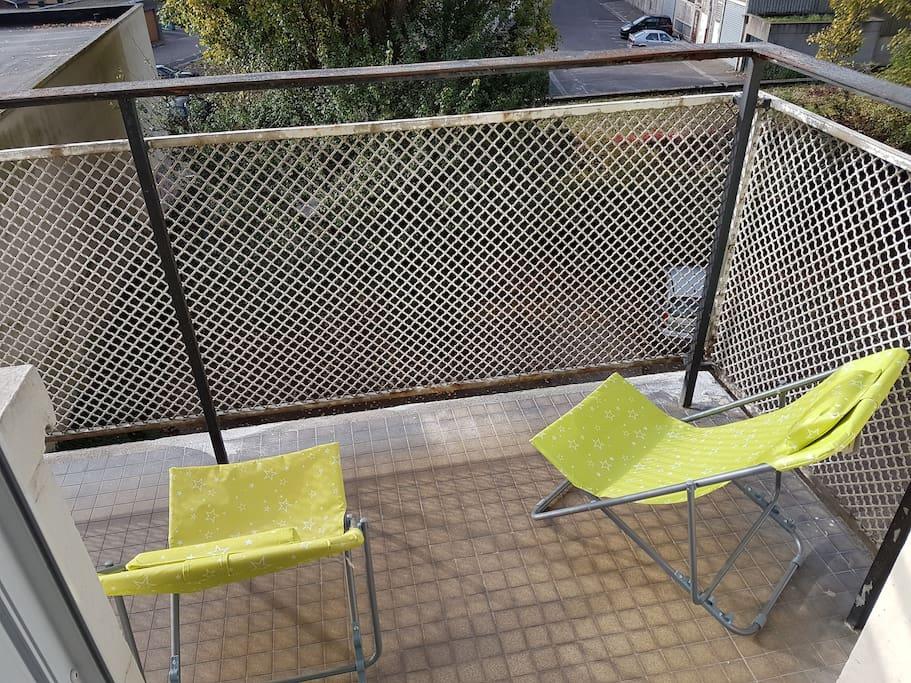 Petit balcon