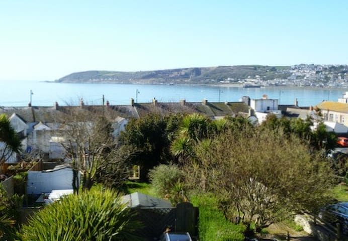 Lovely flat in prime location. - Penzance - Pis