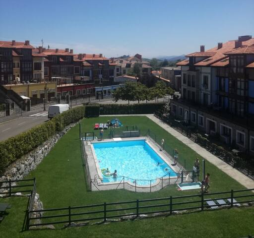 Apartamento en zona residencial