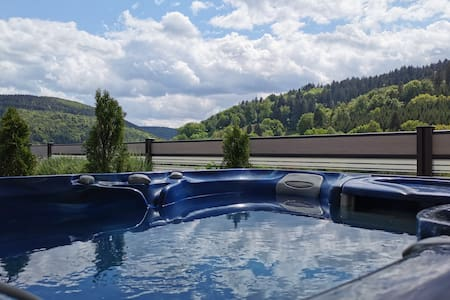 Wellness Ferienwohnung in nähe Heidelberg