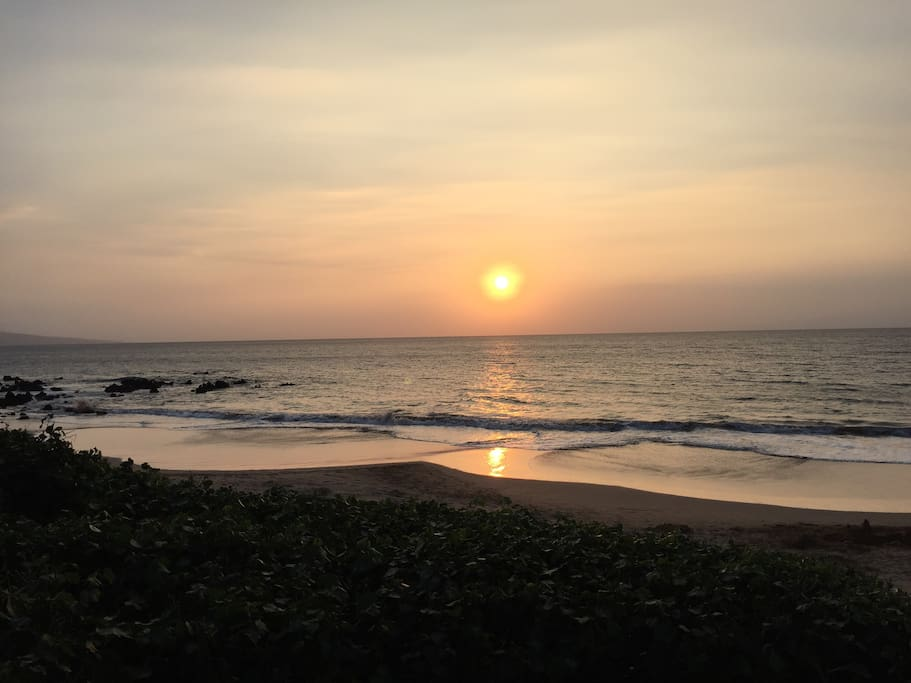 Sunrise aplenty