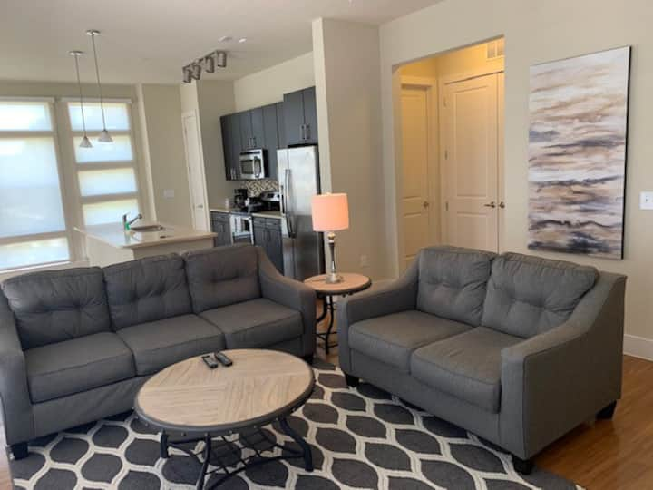 Beautiful 2-bedroom in Spring / Exxon Mobil campus
