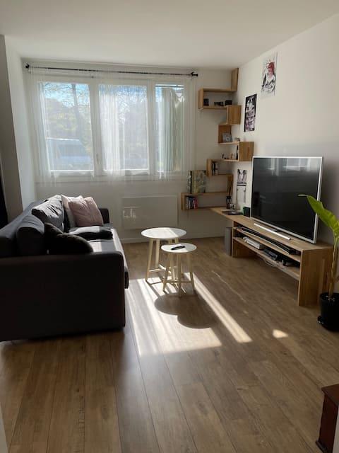 Appartement 4 personnes proche Genève et Annecy