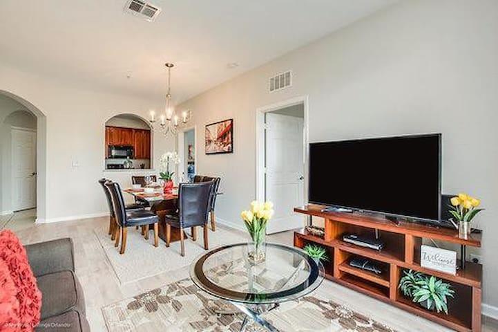 Vista Cay Apartament Three Suites+Pool+Gym!! -65