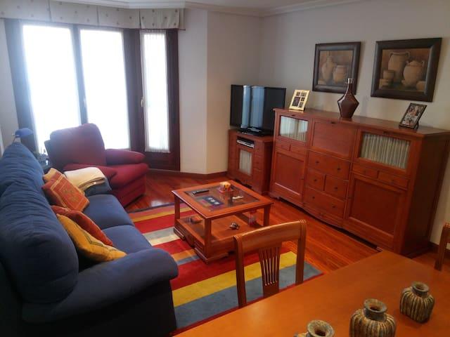Bonito piso en el Alfaraz, Avilés