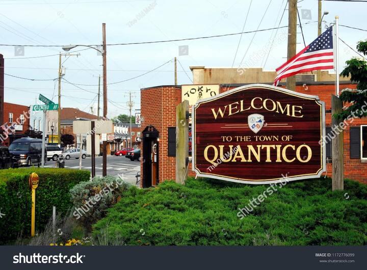 Quantico Town - Furnished 2/1 - 30 day minimum