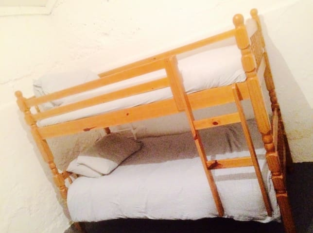 Single bed near Dublin Airport.