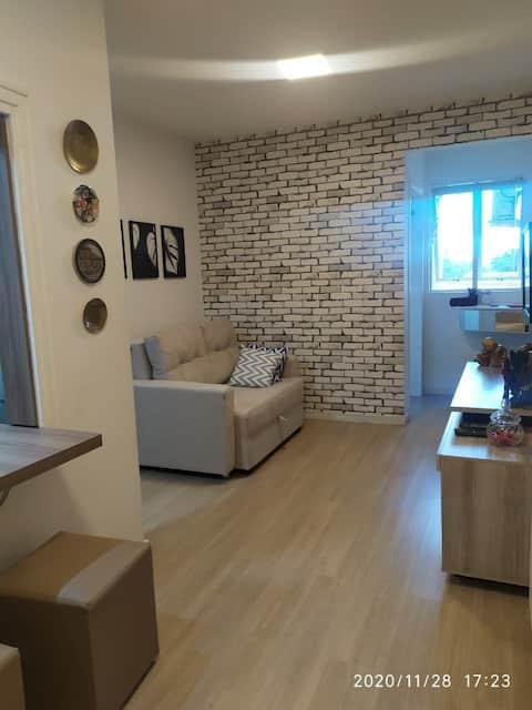 Apartamento próximo à Arena Joinville