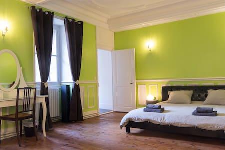 Seurre, Chambre d'hôtes au chateau - Seurre - Castle