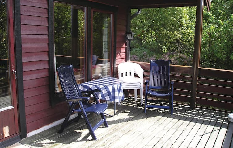 Holiday cottage with 2 bedrooms on 60m² in Holmefjord