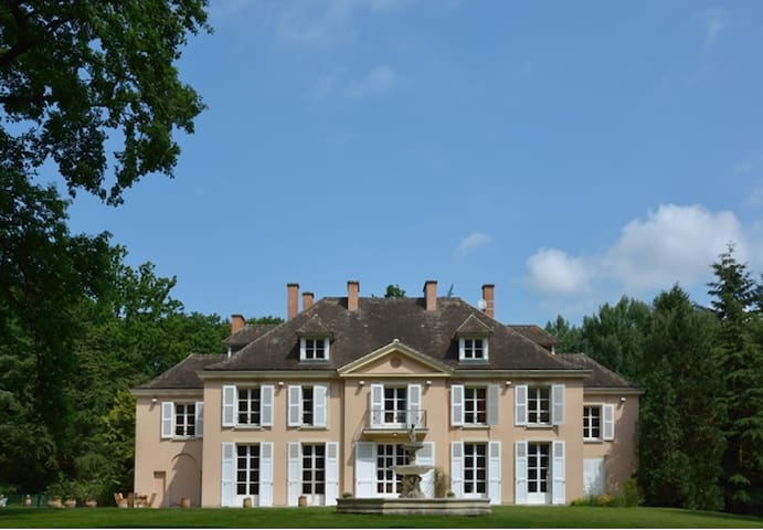CHÂTEAU NEAR PARIS - Yvelines - Casa