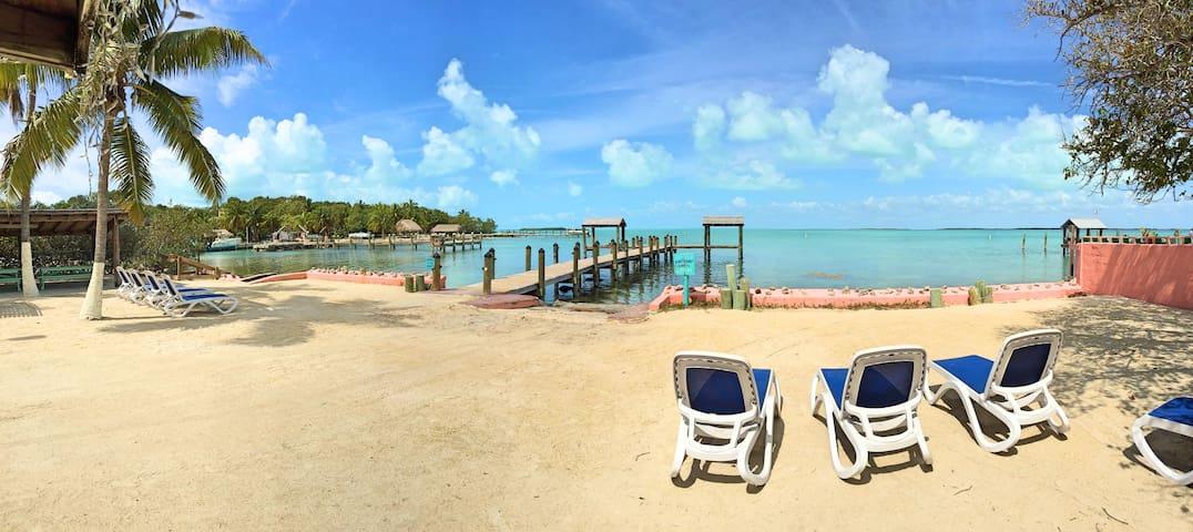 Relaxing Island Bungalow - Key Largo - Banglo