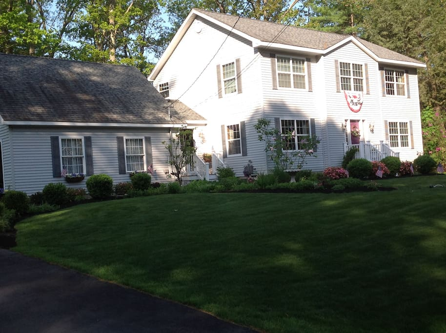 North Hampton, NH Home with Private Bedroom and separate entrance.