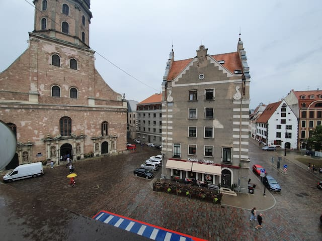 WINWINSTAY Apartment with Old Town view