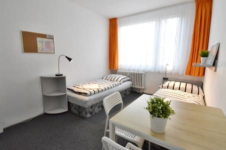 Cozy accommodation in central Prague