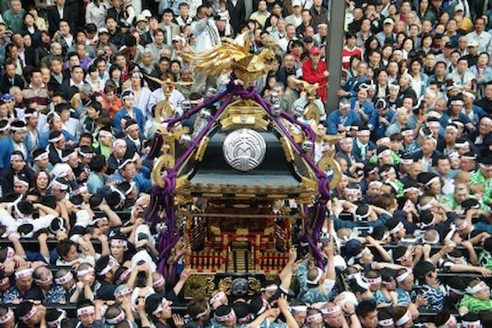 Ueno, share life w/Japanese! Go beyond guidebooks! - Taito - Wohnung