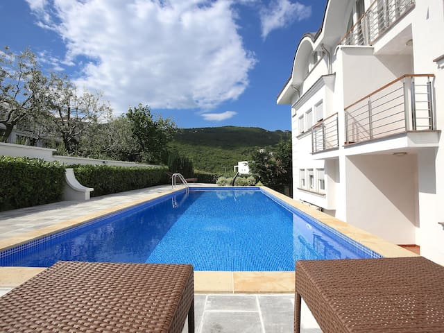 New Luxury App Opatija Ičići A4 - Ičići - Appartement