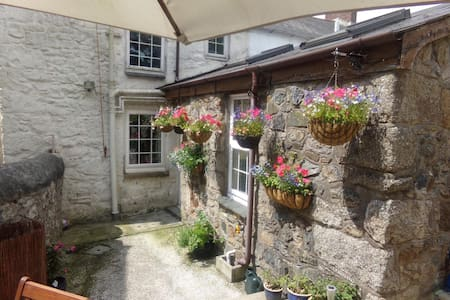 Classic miners cottage in heart of Cornwall - Lanner - 独立屋