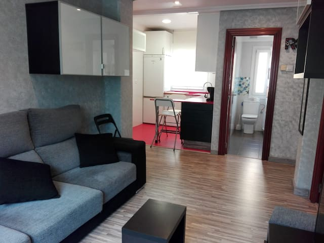 Moderno apartamento próximo al Sardinero