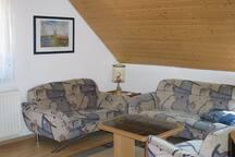 Sitzecke im Wohnzimmer FW Vincent