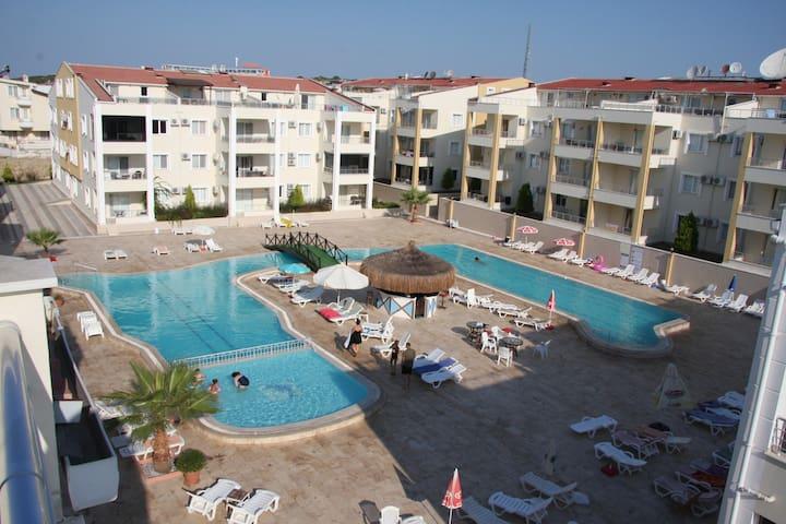 Luxurious and spacious Penthouse Didim