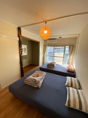 COZY Room Central Shinjuku 3min DonQuijote Max8ppl