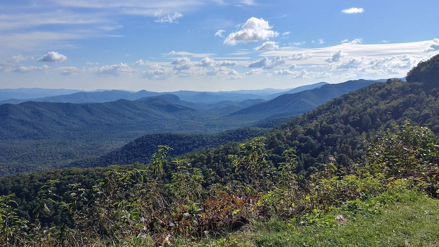 East Side: Oakley, Asheville City Limits